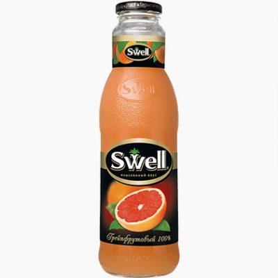 Swell, сок грейпфрутовый, 0.75 л.