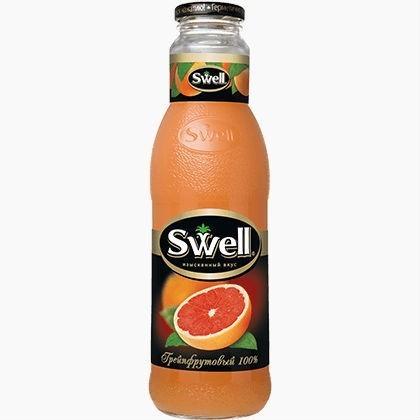 swell sok grejpfrutovyj 0.75 l.