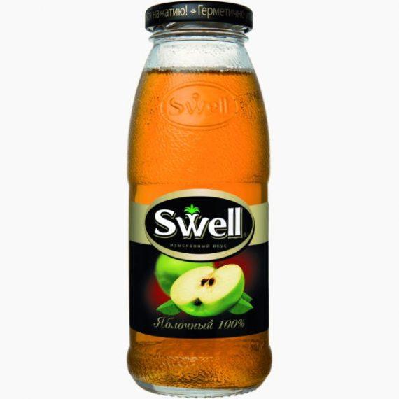 Swell, сок яблочный, 0.25 л.