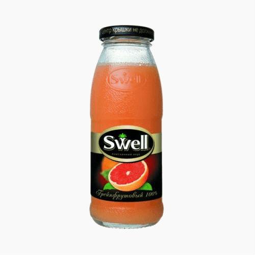 swell svell grejpfrutovyj sok 0.25 l.
