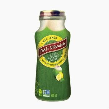 Taste Nirvana, сок кокоса с лимоном, 280 мл.