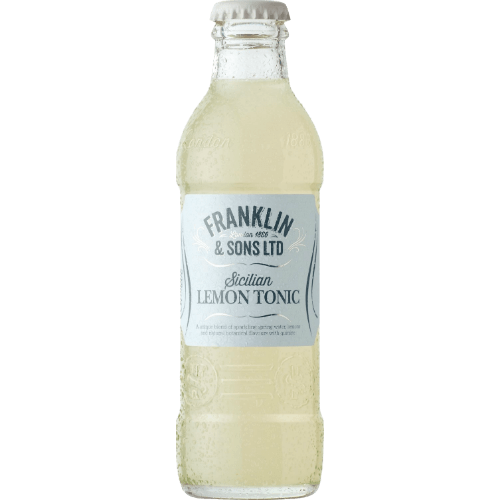 franklin tonics limon 0.2 l.