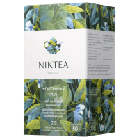 Чай в пакетах Niktea Milk Oolong, 25 п.