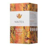 Чай в пакетах Niktea Rooibush Orange, 25 п.