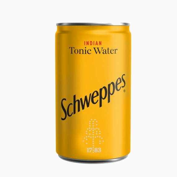 schweppes indian tonic 150
