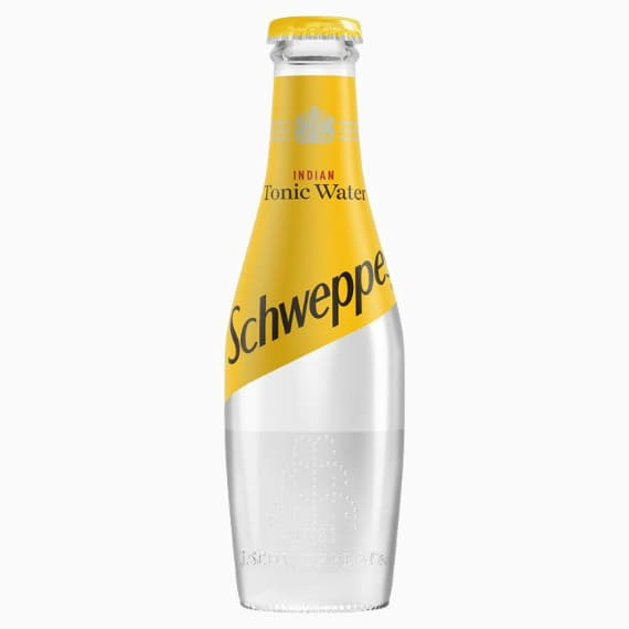 schweppes indian tonic 200