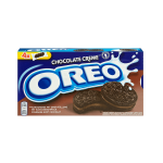 OREO Chocolate Cream Cookies 176гр