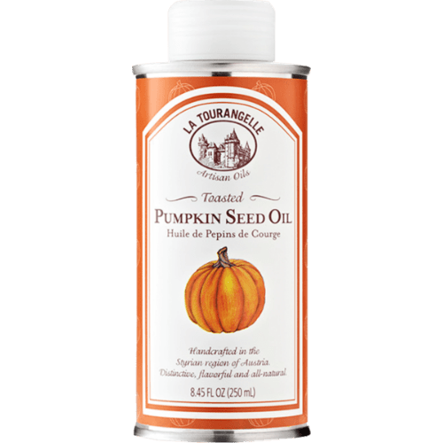 la tourangelle pumpkin seed virgin oil tykvennoe maslo 250 ml