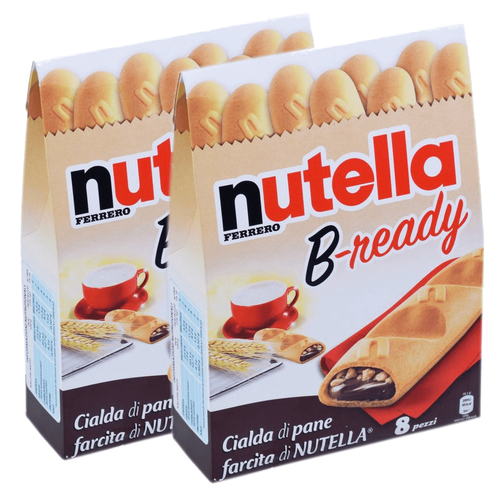 Nutella B-ready, 152,8 г.