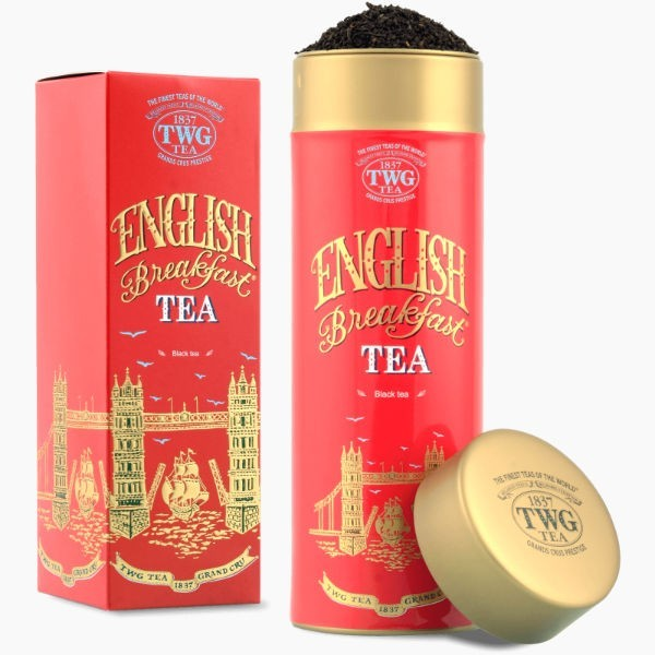 chaj twg english breakfast tea 100 g.