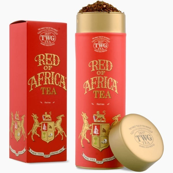 chaj twg red of africa 100 g.