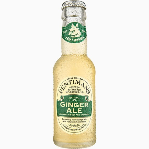fentimans ginger ale 0.125 l