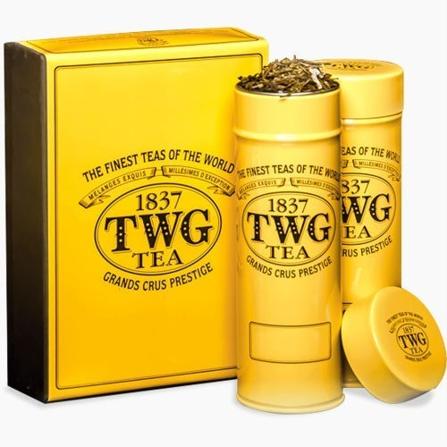 Набор чая TWG Morning Tea Set 2, 200 г.