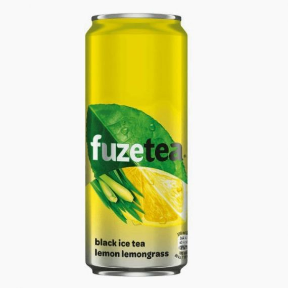 holodnyj chaj fuze tea citrus 330 ml
