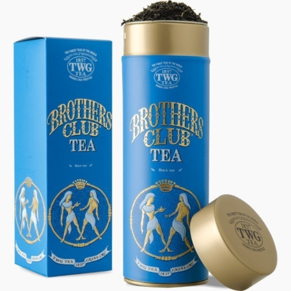 chaj twg brothers club tea 100 g