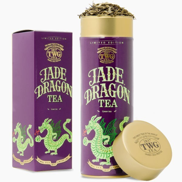 chaj twg jade dragon tea 100 g.