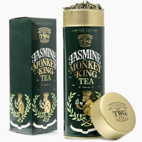 Чай TWG Jasmine Monkey King, 100 г.