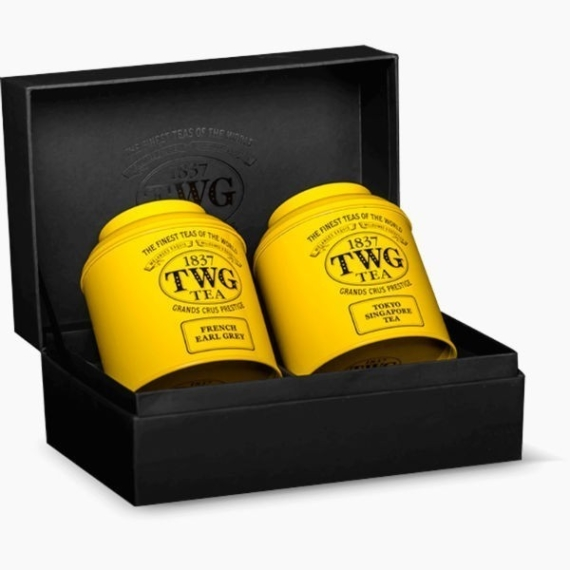 Набор чая TWG Lucky Star Tea Set 2, 200 г.