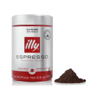 Кофе молотый ILLY Espresso Medium Roast, 250 гр.