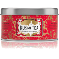 Чай Kusmi Four Red Fruits, 125 г.