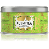Чай Kusmi Ginger-Lemon Green Tea, 125 г.