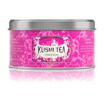 Чай Kusmi tea Sweet Love, 125 г.