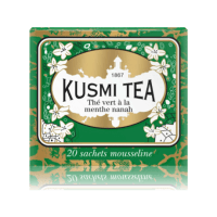 Чай Kusmi Spearmint Green Tea, 2.2 гр х 20 п.