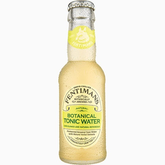 fentimans botanical tonic water 0.125 l