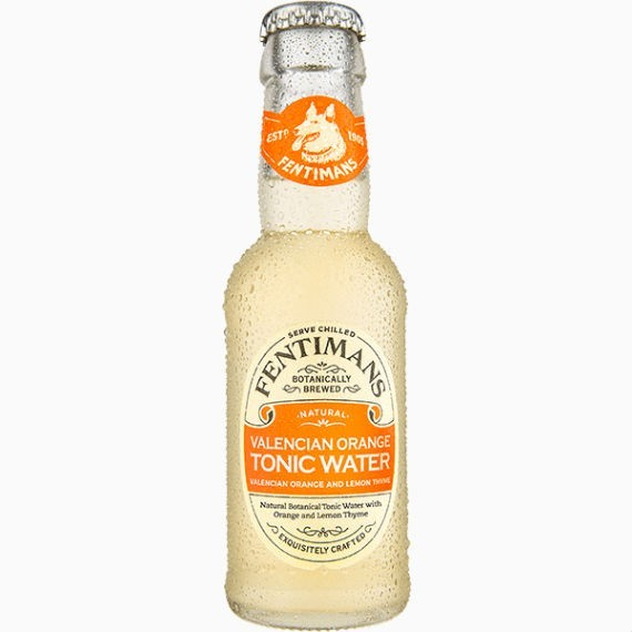 fentimans valencian orange tonic water 0.125 l