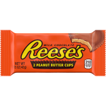 Hershey`s конфеты REESE'S Peanut Butter Cup Standard Bar, 51 г.