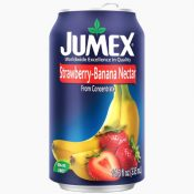 Нектар Jumex Strawberry-Banana (клубника-банан), 0.335 л