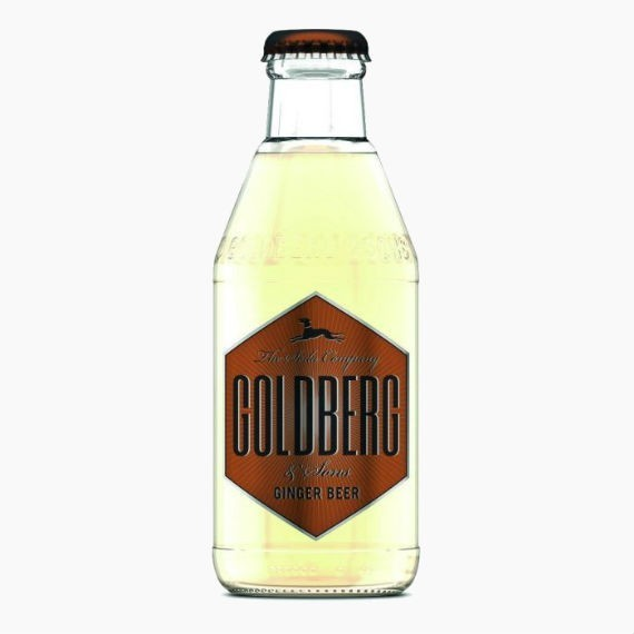 Напиток Goldberg Ginger Beer, 0.2 л