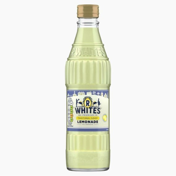 Лимонад R White`s Traditional Cloudy Lemonade, 0.33 л