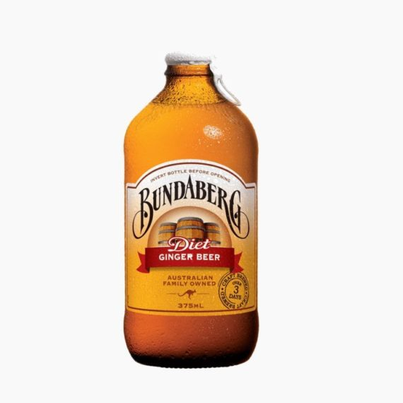 Напиток Bundaberg Ginger Beer Diet, 0.375