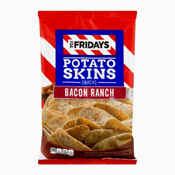 kartofelnye chipsy fridays potato skins 113 g