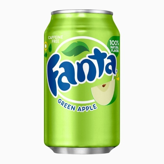 napitok fanta green apple 0.355 l
