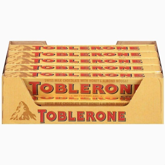 toblerone 100 g up
