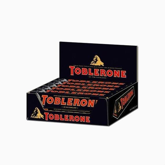 toblerone dark up