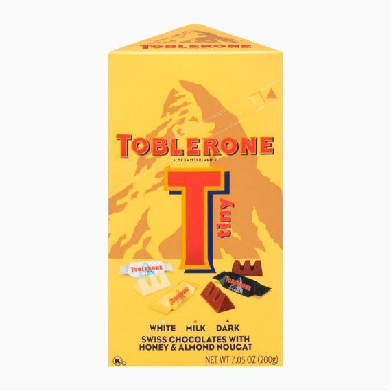 Шоколадное ассорти Toblerone New Tiny Mix, 200 г