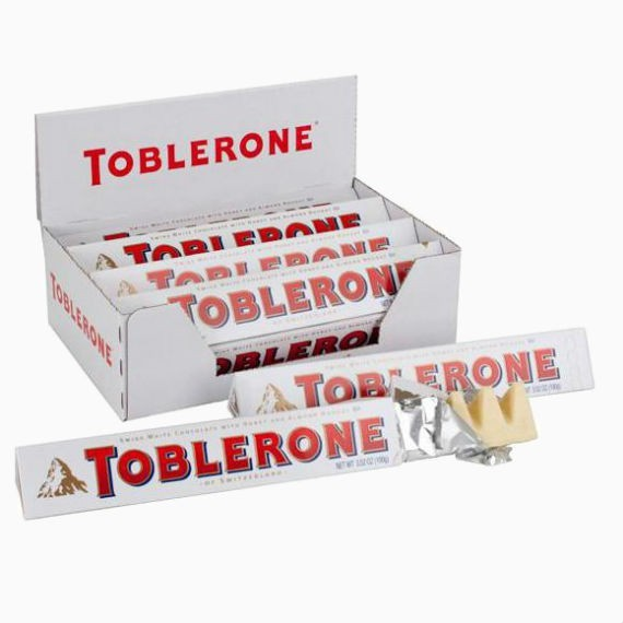 toblerone white up