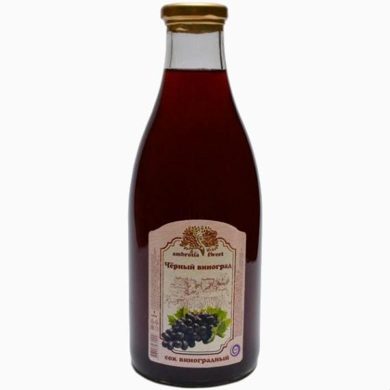 Cок Виноградный «Ambrosia Sweet», 1л