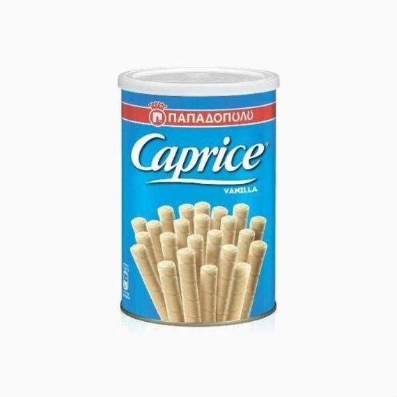 Вафли венские с ванильным кремом Caprise, 250 г