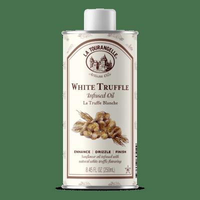 la tourangelle white truffle infused oil 250 ml