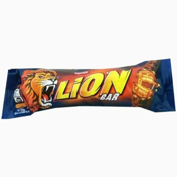Батончик Nestle LION Caramel, 42 г