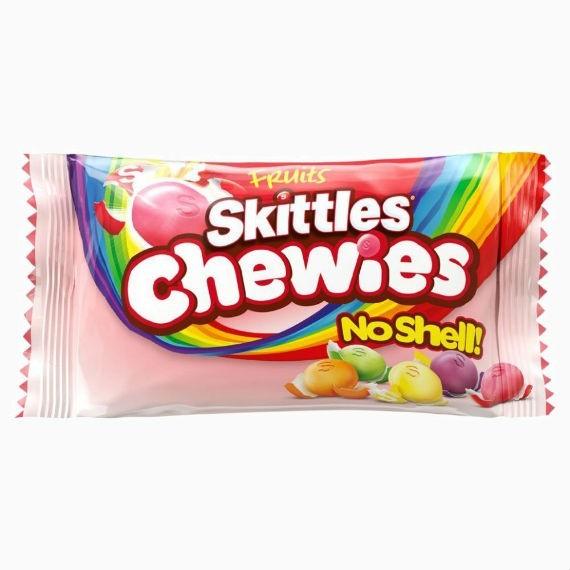 Жевательные конфеты Skittles Fruits Chewies, 38 г