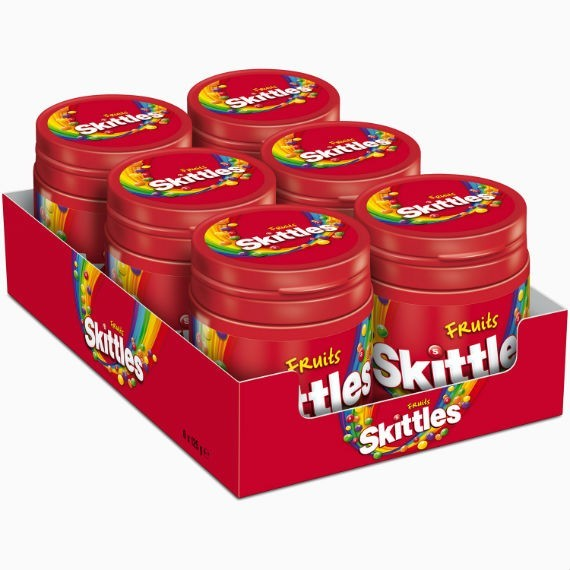 skitles fruits dose 125 g up