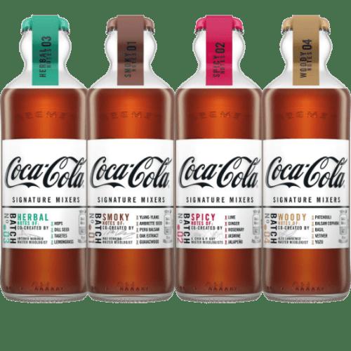 napitok coca cola signature mixers miks upakovka 0.2 l