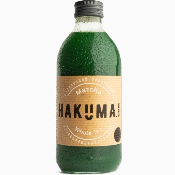 napitok hakuma focus green matcha 330 ml