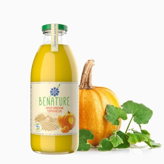 Нектар Benature, тыквенный, 0.73 л