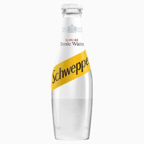 Газированный напиток Schweppes SlimLine, 200 мл